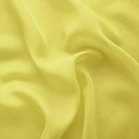 Софт тканевое полотно однотонное(лимонный)