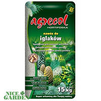 Agrecol Удобрение для хвои Хортифоска Agrecol 15 кг