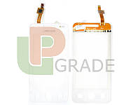 Тачскрин для Samsung C6712 Star 2 Duos, белый