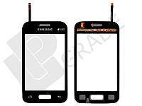 Тачскрин для Samsung G130E Galaxy Star 2 Duos/G130H Galaxy Young 2/G130HN, серый, оригинал (Китай)