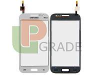 Тачскрин для Samsung G361F Galaxy Core Prime VE LTE/G361H, белый, оригинал (Китай)