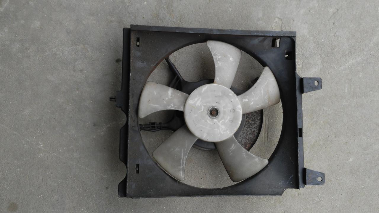 Вентилятор осн радиатора для Nissan Primera Р11