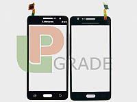 Тачскрин для Samsung G531H Galaxy Grand Prime VE, серый, #BT541C, оригинал (Китай)