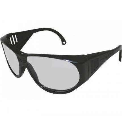 Очки защитные с щирокой дужкой (стекло) , фото 2