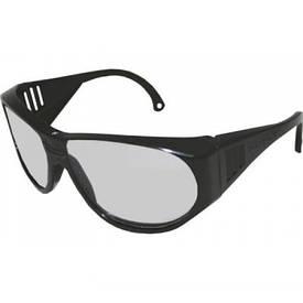 Очки защитные с щирокой дужкой (стекло)