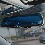 Зеркало Видеорегистратор BLACKBOX FullHD с камерой заднего вида , фото 4