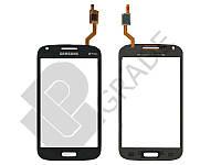 Тачскрин для Samsung i8260 Galaxy Core/i8262, синий, Metallic Blue, оригинал (Китай)