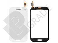 Тачскрин для Samsung i9080 Galaxy Grand/i9082, белый, оригинал (Китай)