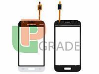 Тачскрин для Samsung J105H Galaxy J1 mini (2016)/J106F, белый, оригинал (Китай)