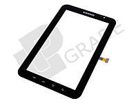 Тачскрин сенсор Samsung P1000 Galaxy Tab/P1010 черный