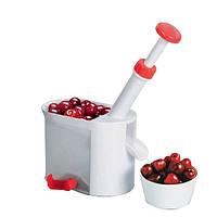 Вишнечистка, отделитель косточек, Машинка для удаления косточки из вишни, выниматель косточек