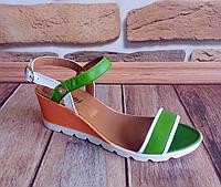 Яркие женские босоножки оптом от производителя, фото 1