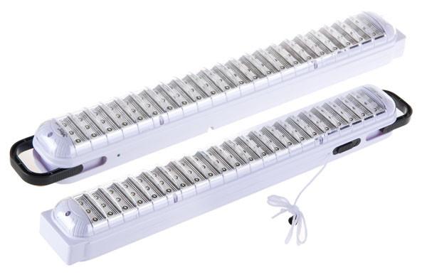 Аварійний діодний світильник з акумулятором 6805