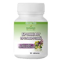 Бронхифит противовирусный 90 шт