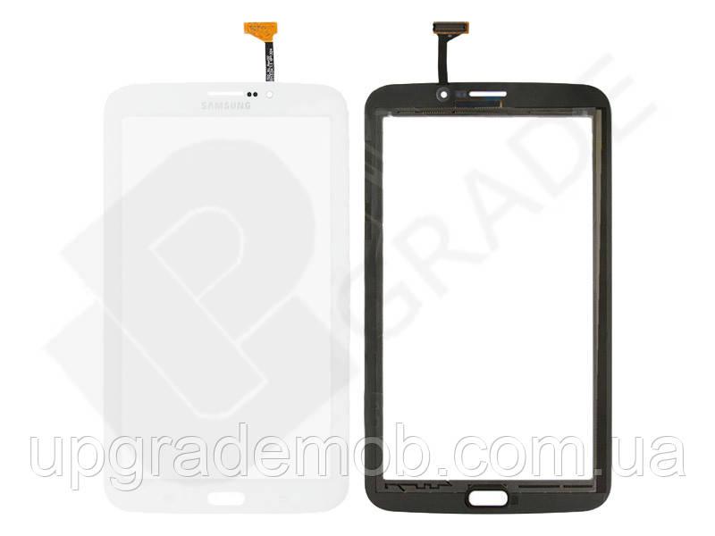 Тачскрин Samsung T211 Galaxy Tab 3 7.0/T215/P3200, версия 3G, белый, оригинал