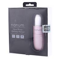 Портативный ультразвуковой увлажнитель Nanum с функцией массажадля лица3.7В400 мА