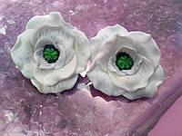 Серьги ручной работы из полимерной глины. Серьги Hand Made! Exclusive!, фото 1