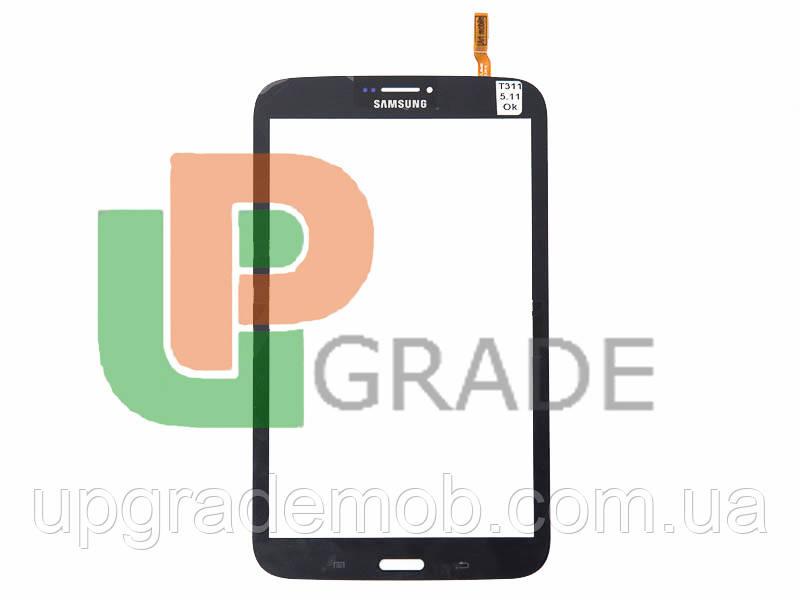 Тачскрин сенсор Samsung T311 Galaxy Tab 3 8.0/T3110/T315 версия 3G черный