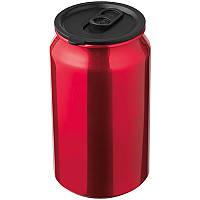 Термокружка Locarno металлическая, красная, 330 мл