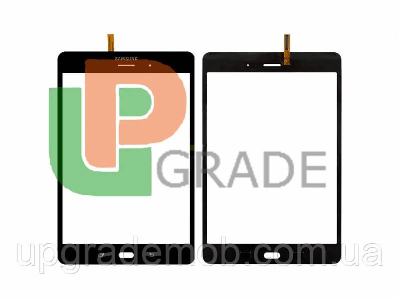 Тачскрин Samsung T355 Galaxy Tab A 8.0 2015, версия LTE, серый, Smoky Titanium, оригинал