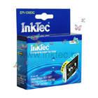Картридж струйный  InkTec для Epson Stylus C67/C87/CX3700/CX4700, Cyan (Pigment)