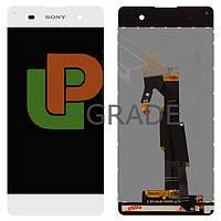 Дисплей для Sony F3111 Xperia XA/F3112/F3113/F3115/F3116 + touchscreen, белый