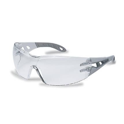 Очки защитные Uvex pheos Феос Grey, фото 2