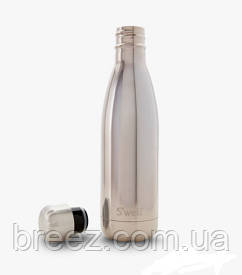 Термобутылка Swell White Gold 500 мл