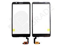 Тачскрин для Sony E2104 Xperia E4/E2105/E2115/E2124, черный