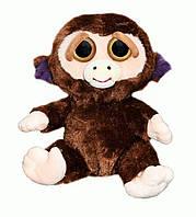 Интерактивная игрушка Feisty Pets Хорошие Злые животные плюшевых Обезьяна Фанк 20 см