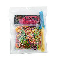 Оптовая распродажа! Резиночки для плетения Набор с мини-станком