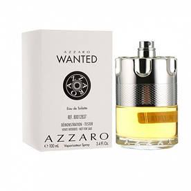 Тестер мужской Azzaro Wanted, 100 мл