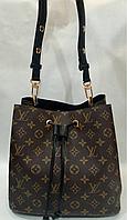 Женская сумка мешок Louis Vuitton в стиле