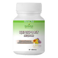 Лецитин - цереброфит 90 шт
