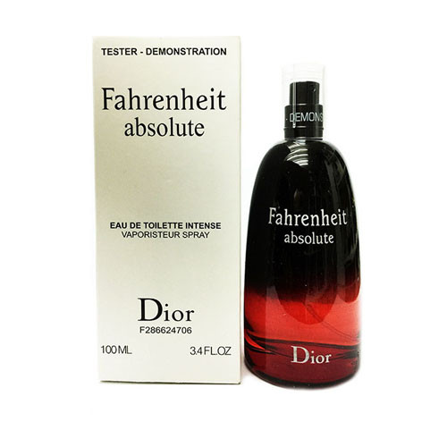 Christian Dior Fahrenheit Absolute (Кристиан Диор Фаренгейт Абсолют), мужской тестер