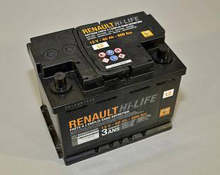 Аккумулятор на Renault Dokker 2012->- Renault (Оригинал) - 7711238597