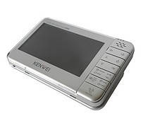 Цветной домофон Kenwei KW-128C-W200 Silver