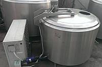 Охладитель молока 550л