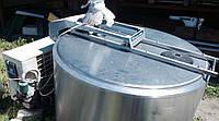 Охолоджувач молока (ванна) б/у 800л
