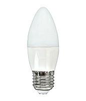 Светодиодная LED лампа Horoz Electric, 6W, 3000K, 220V, свеча, Е27, Ultra-6