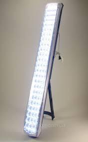Аварійний Ліхтар світлодіодний акумуляторний YJ-6825