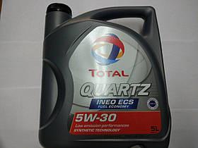 Масло моторне Total Quartz Ineo ECS 5W-30 5L