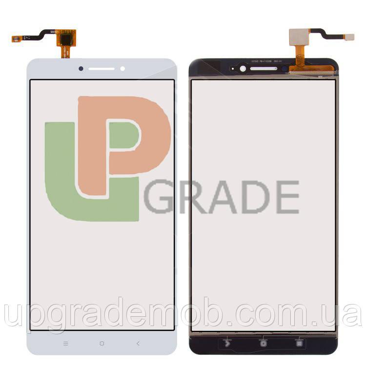 Тачскрин сенсор Xiaomi Mi Max /Mi Max Pro/Mi Max Prime белый
