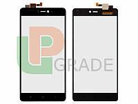 Тачскрин для Xiaomi Mi4c/Mi4i, черный