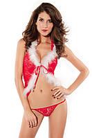 Новогодний костюмчик Секси гипюр, ажурный новогодний костюмчик снегурочки