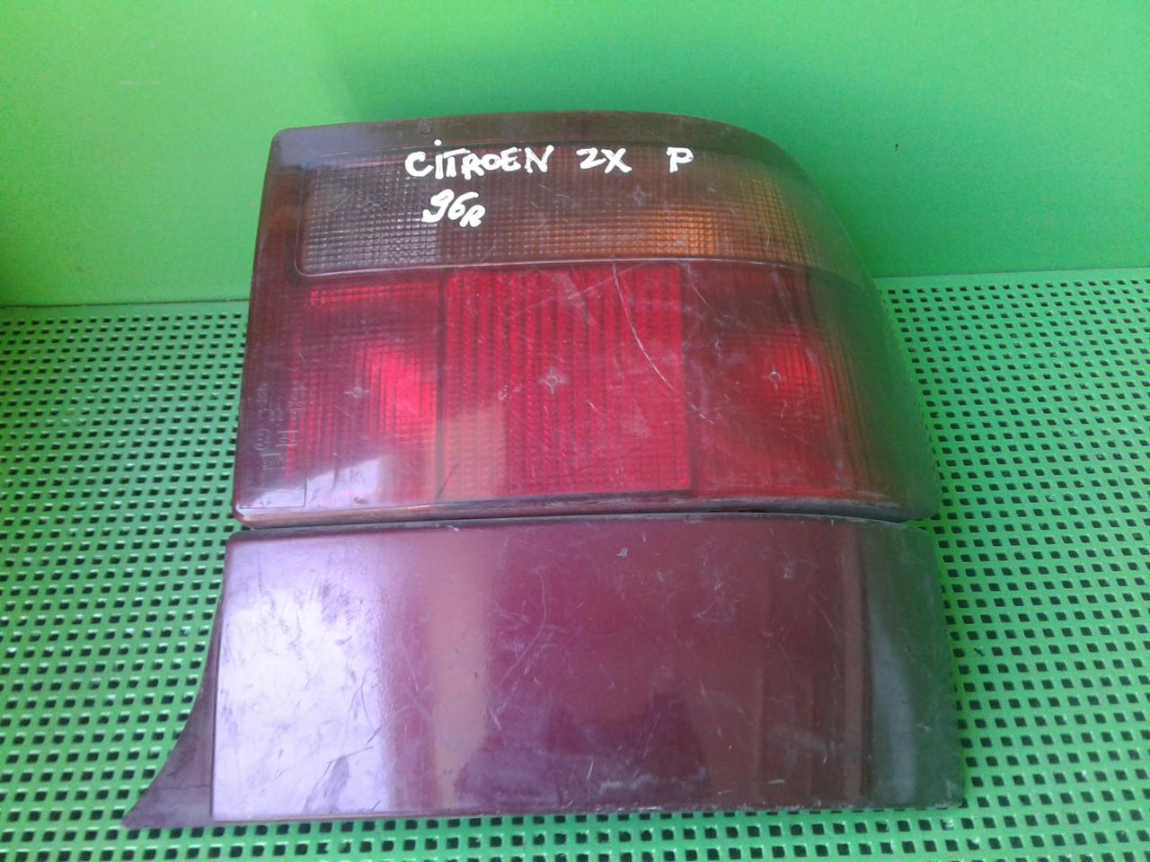 Фонарь задний для Citroen ZX