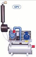 Вакуумный насос с электроприводом 1000л/мин