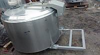 Охладитель молока 650 л б/у с новым компрессорным агрегатом