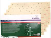 Липучки для мух завісу Farma, 340 x 600 мм 4 шт.