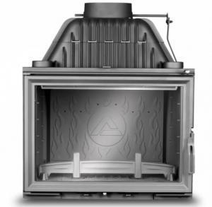 Чугунная каминная топка KAWMET W17 16,1 кВт EKO